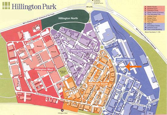 Hillington Plan