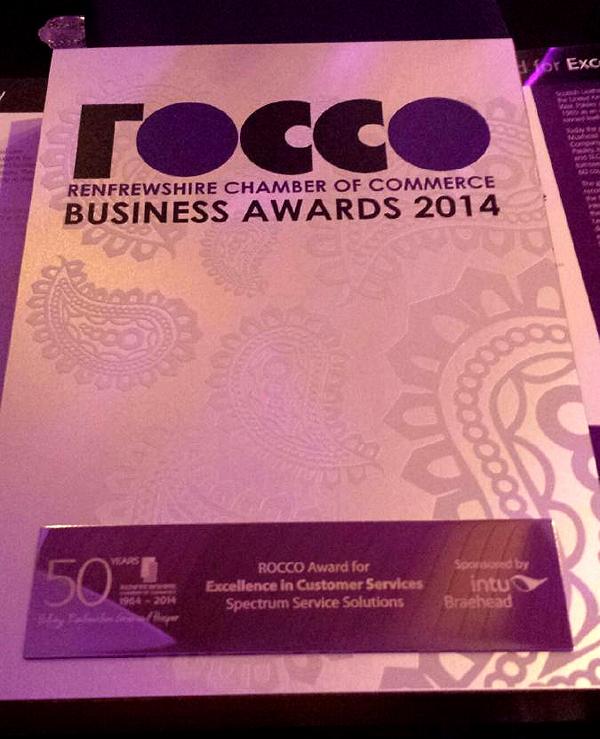 ROCCO Award