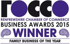 SPECTRUM ROCCOs award_winners-fam-bus-year
